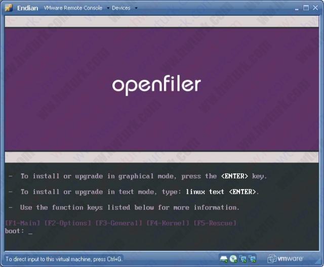 openfiler-kurulum-01
