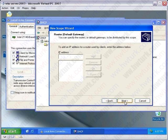 windows-server-2003-DHCP-server-kurulumu-10