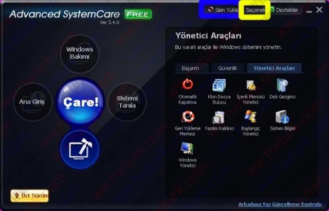 Advanced System Care Sistem Temizleyici ve Hizlandirici 10 640x410 Advanced System Care (Sistem Temizleyici ve Hızlandırıcı)