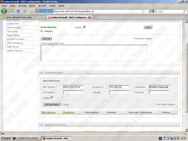 Endian-DHCP-Server-ip-sabitleme-01