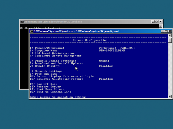 hyper v server 2008 kurulumu 020 605x453 Hyper v Server 2008 R2 Kurulumu