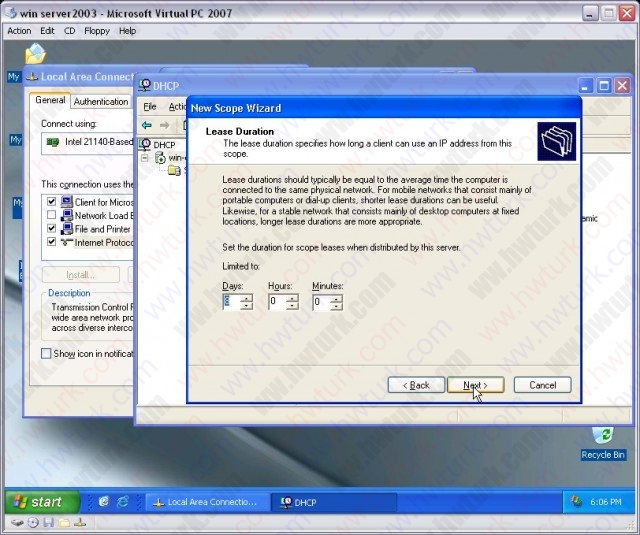 windows-server-2003-DHCP-server-kurulumu-08
