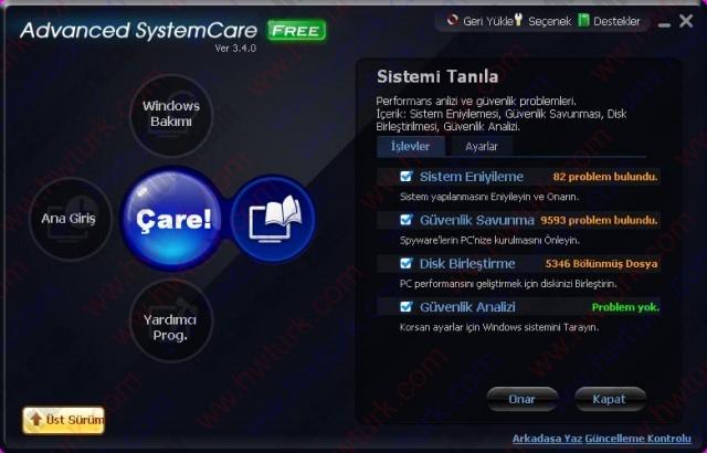 Advanced System Care Sistem Temizleyici ve Hizlandirici 06 640x410 Advanced System Care (Sistem Temizleyici ve Hızlandırıcı)
