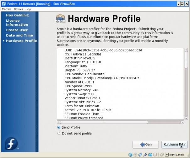 fedora 11 kurulum 26 605x504 Fedora 11 kurulum: İlk ayarlar
